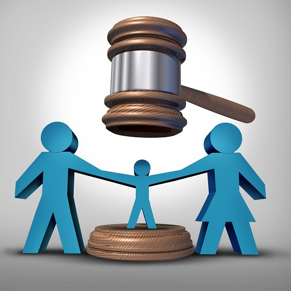 a personal experience with a child custody case